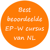 Best beoordeelde EP-W NTA 8800 cursus van Nederland - Vastgoed Business School