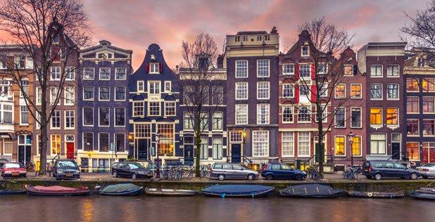De huizenmarkt in Amsterdam in de zestiende eeuw