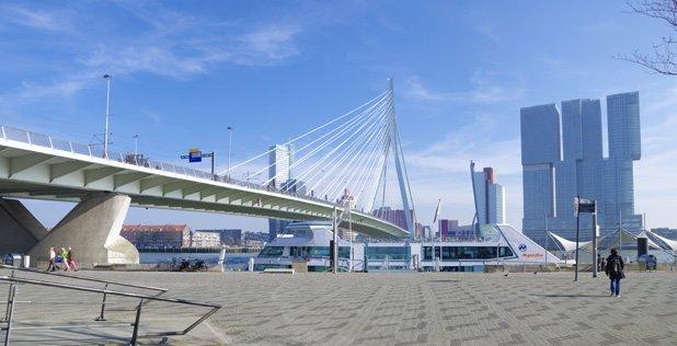 Vastgoedbedrijf maakt het Rotterdamse winkeliers moeilijk