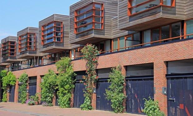 Initiatief voor de bouw van goedkope huurwoningen in Utrecht