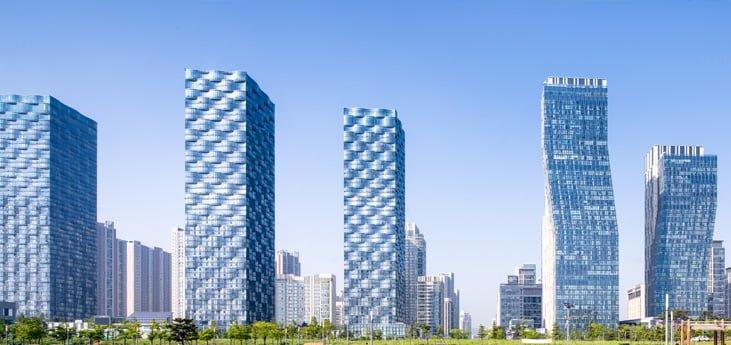 Ambitieus Zuid-Korea bouwt smart cities