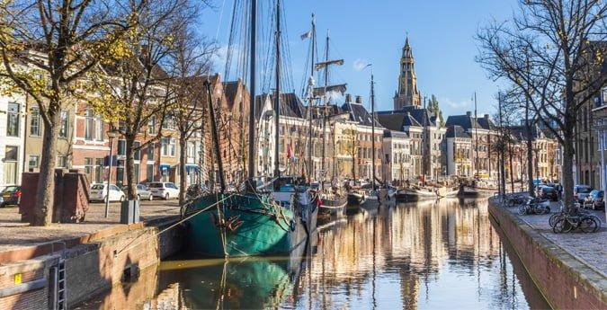 Het ooit welvarende Groningen loopt leeg
