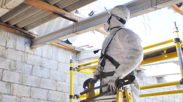 Is asbest opruimen wel zo gevaarlijk als iedereen denkt