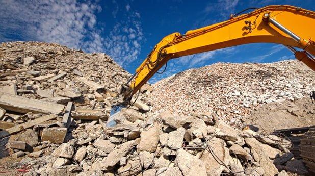 Recycling in de bouw hoe ver kunnen we gaan met duurzaamheid