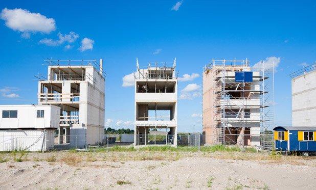 Bouw nieuwe woningen wordt belemmerd door particuliere grondbezitters