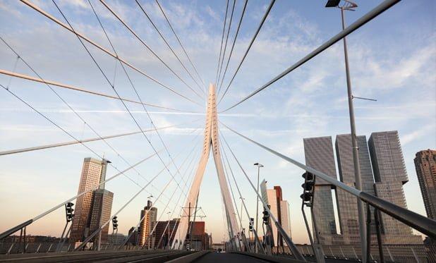 Amsterdam en Rotterdam lang niet de duurste bouwsteden ter wereld