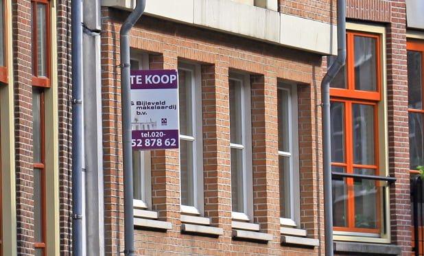 De vaart is eruit op de woningmarkt, prijsstijgingen vlakken af