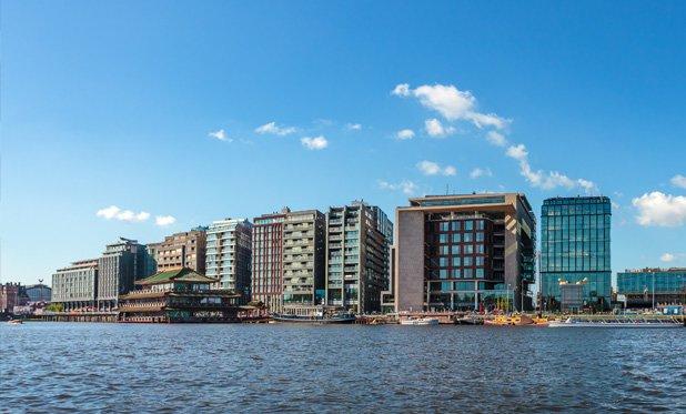 Wie kantoorruimte in Amsterdam wil kopen of huren betaalt de hoofdprijs