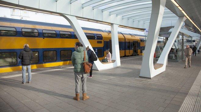 Bouw op station Heerlen staat model voor plannen rond andere treinstations