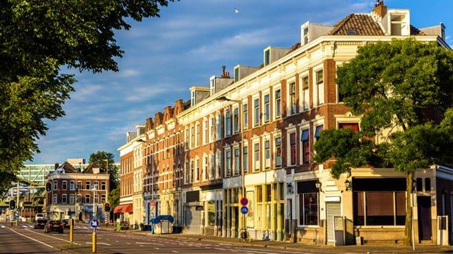 De Rotterdamse huizenmarkt is nog lang niet afgekoeld