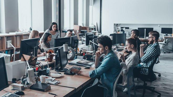 Waardering internetverbinding door WiredScore bepaalt prijs kantoorpand