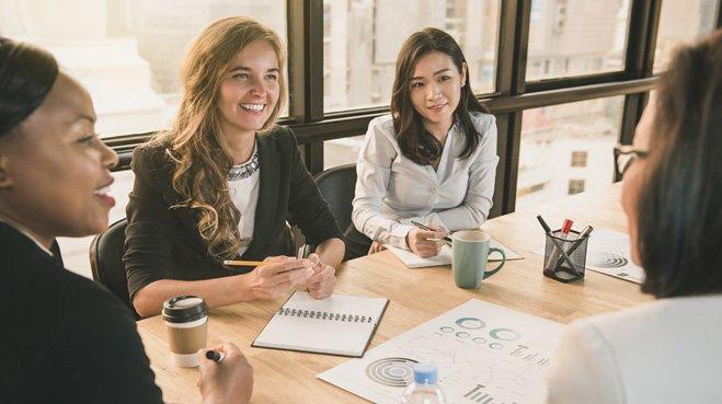 Workmode creëert de ideale werkplek voor jonge vrouwelijke ondernemers