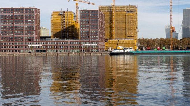 Een stad op het water, is dat de toekomst voor Nederland