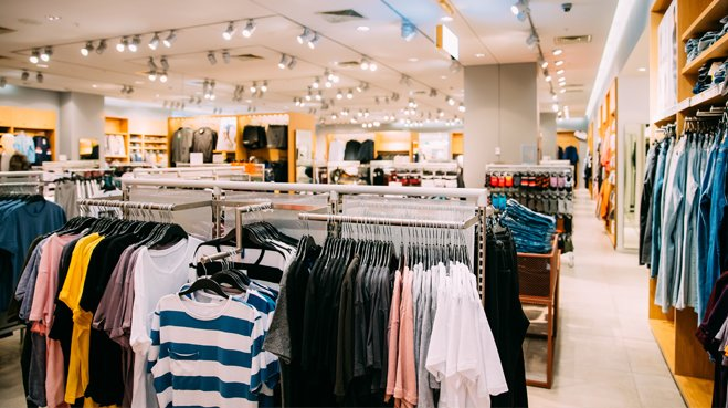 Lage prijzen winkelpanden door toenemende leegstand
