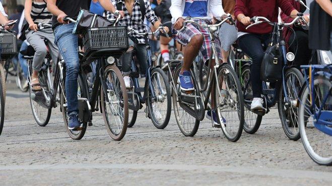 Nederland wil als fietsland voldoen aan de klimaatdoelstellingen