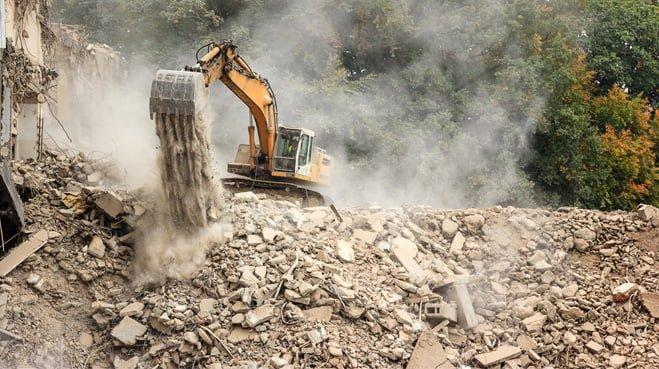 Bouwers kunnen geld verdienen door hergebruik van oud beton