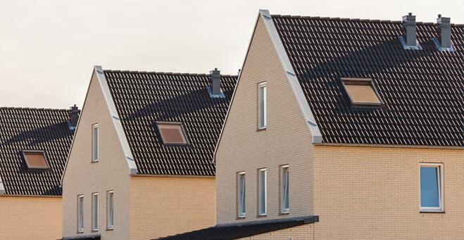 Vanaf 2020 fors minder nieuwe woningen in Nederland