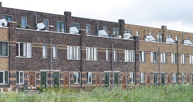 Groot tekort aan nieuwbouw woningcorporaties