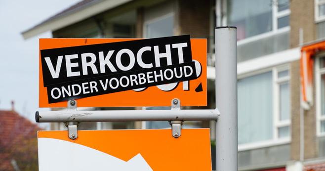 Krapte op de huizenmarkt blijft woningprijzen ook in 2020 opdrijven