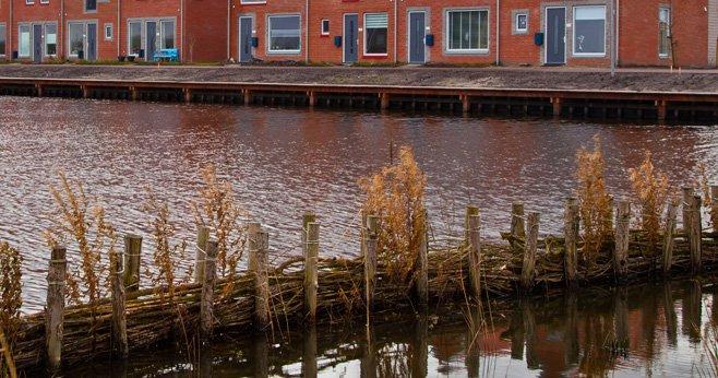 Eindhovense nieuwbouw krijgt waterbergingsplicht