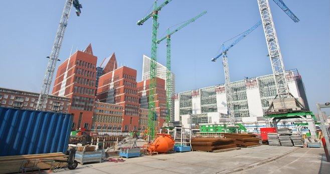 NSI 700 mln voor nieuwe kantoorpanden