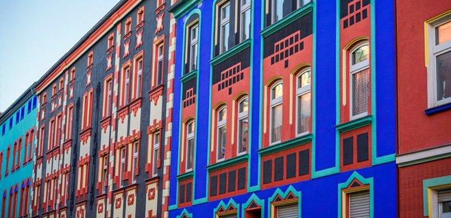 Tentoonstelling in Het Schip in Amsterdam geeft beeld van het werk van architect Bruno Taut