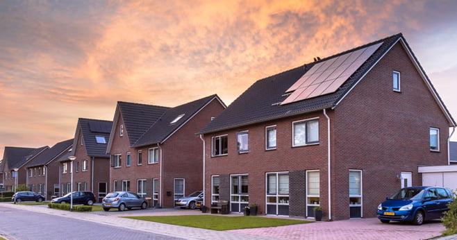 ABN Amro verwacht prijsdaling huizen