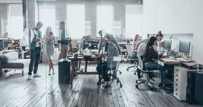 Hoe gaan we werken op kantoor na de intelligente corona lockdown