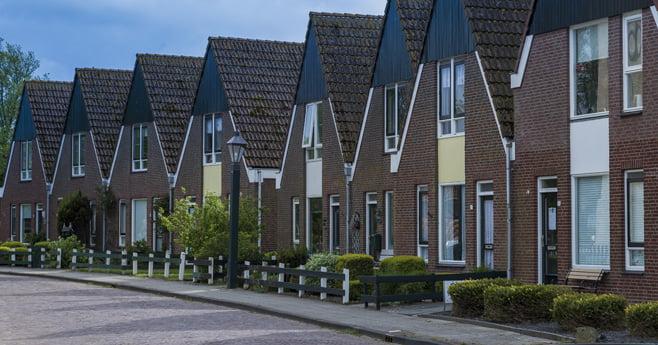 Krapte kan deels worden opgelost met doorstroming op de huizenmarkt