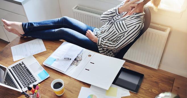 Zijn werkgevers bereid om te investeren in een goede thuiswerkplek