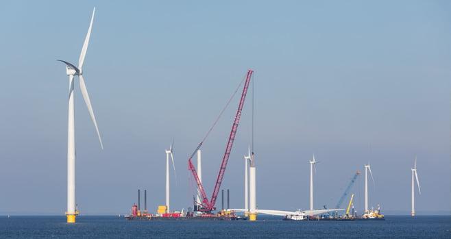 Europese landen gebruiken steeds meer duurzame energiebronnen