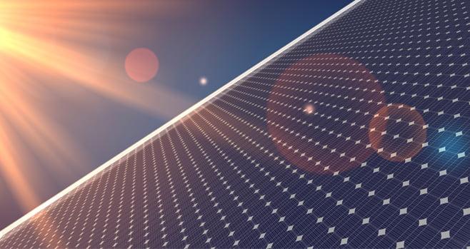 Zonnefolie en perovskiet bieden nieuwe mogelijkheden voor het opwekken van zonne-energie