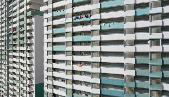 Compact bouwen in de stad heeft ook positieve kanten