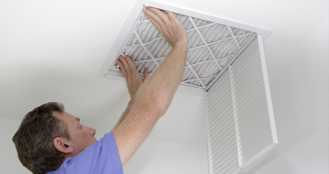 Met goede ventilatie en luchtverversing kan verspreiding van corona worden verminderd