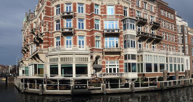 Straks kun je wonen en werken in een suite van Hotel De L'Europe in Amsterdam
