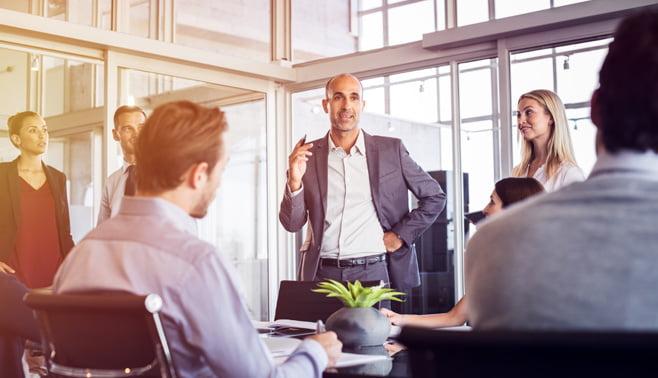 Ben Tiggelaar geeft zijn visie op sterke leiders in crisistijd