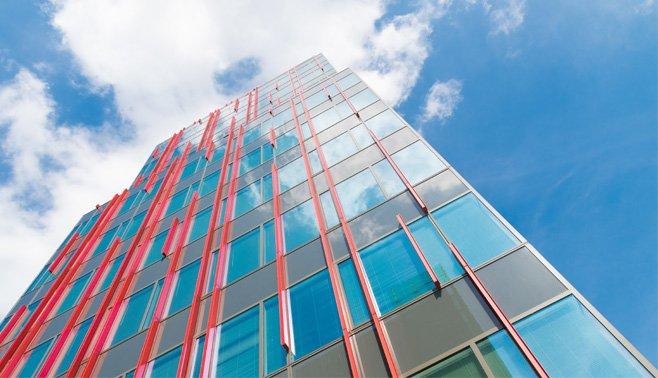 Vastgoedbedrijven moeten rekening houden met minder kantoorverhuur in de toekomst
