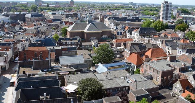 De stad moet zijn dynamiek behouden met een mix van werken en wonen bedrijvigheid in stedelijke gebieden