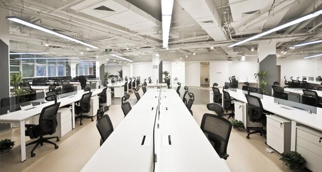 Meer leegstand van kantoren voorspeld als gevolg van de coronacrisis