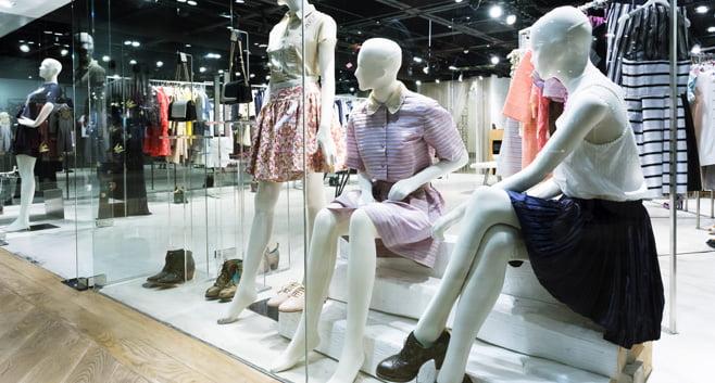 Modeketens willen lagere huren vanwege gekelderde omzet als gevolg van corona