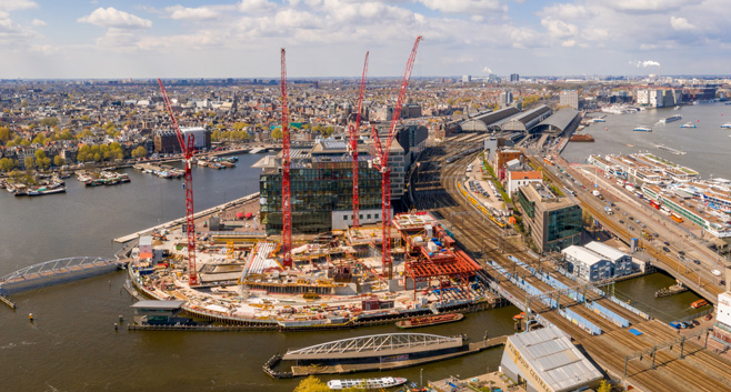 Nederland dreigt toppositie als vestigingsland voor bedrijven te verliezen