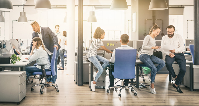 Slimme data moet zorgen voor een gezonder kantoor