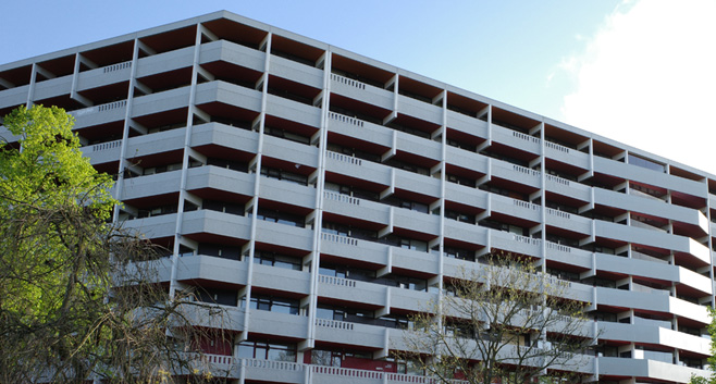 Wonen in de L-flat in Zeist legt de onderkant van de samenleving bloot