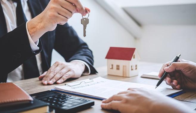 In 2020 werd bijna een kwart meer hypotheken afgesloten dan in 2019