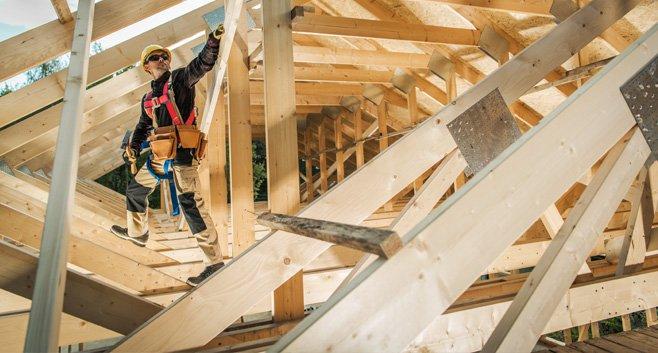 Ook in Nederland verrijzen steeds meer mooie houtprojecten
