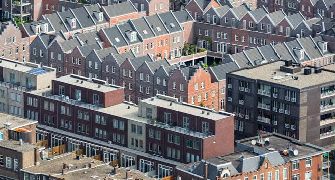 Financiële verschillen tussen huizenkopers en huurders worden steeds groter