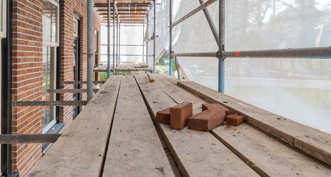 Aantal nieuwbouwwoningen nog niet op gewenst niveau