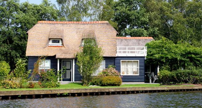 De Nederlander wil een eigen vakantiehuis