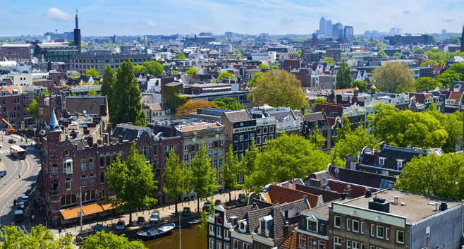 Ondernemers zijn bezorgd om de woningbouwplannen van de gemeente Amsterdam