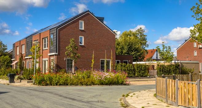 Betaalbare woningen zijn ook niet meer te vinden in gewone volkswijken